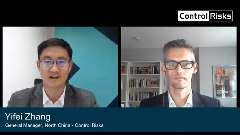 Jonathan Wood and Yifei Zhang discuss the outlook for the election and US-China relations