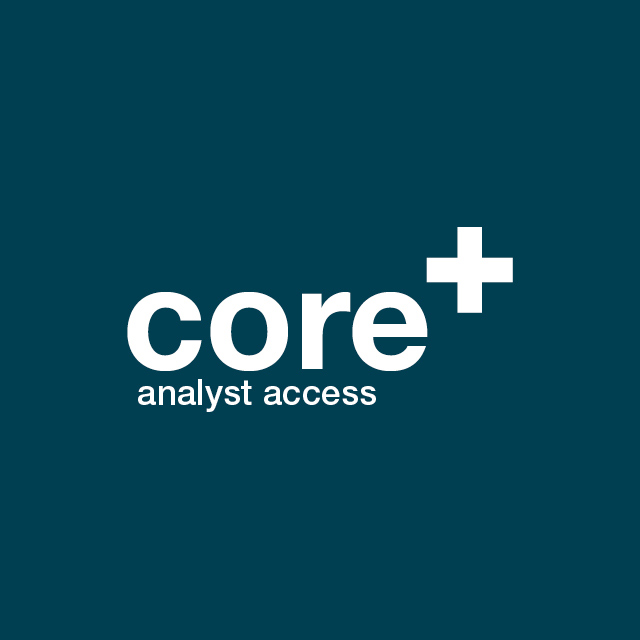 CORE+ analyst access