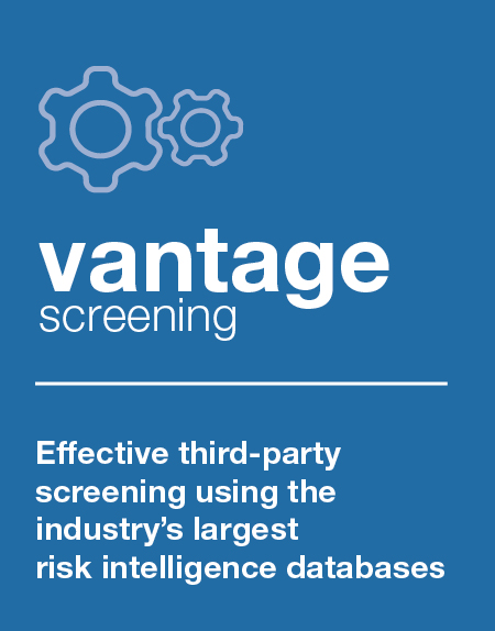 discover vantage screening