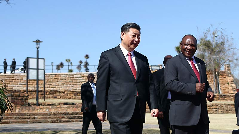 Chinese investment in South Africa