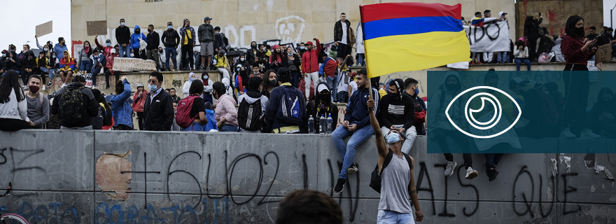 Colombia's violent protests in 2021 will open door to political transformation