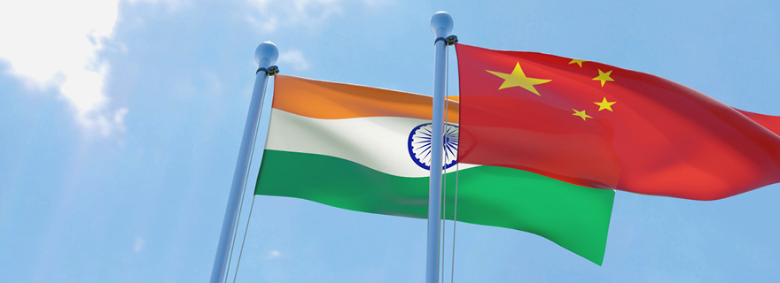 India and China's mercurial friendship