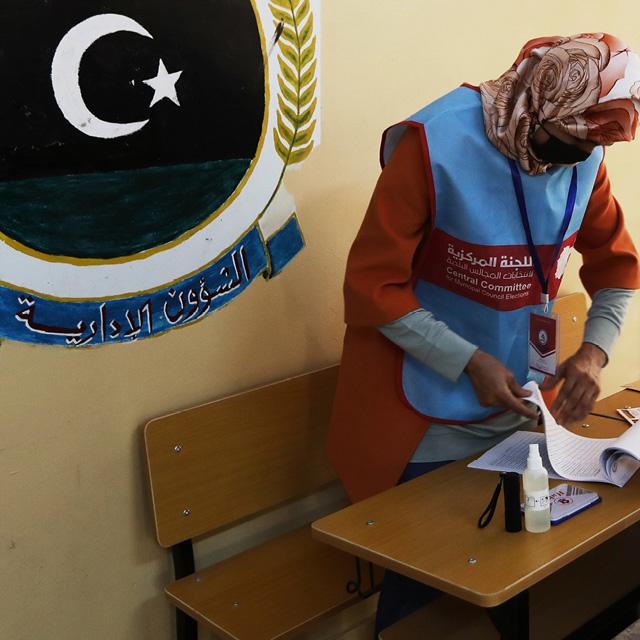 Libya: some optimism, but risks remain
