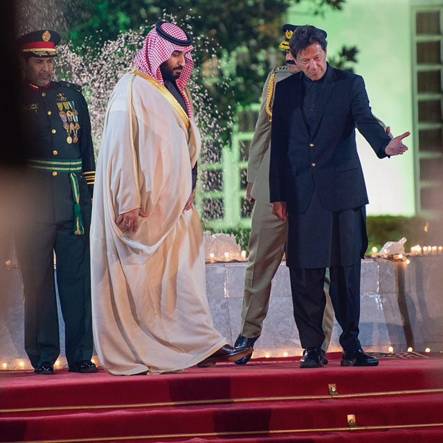 Pakistan-Saudi Arabia relations down, but not out