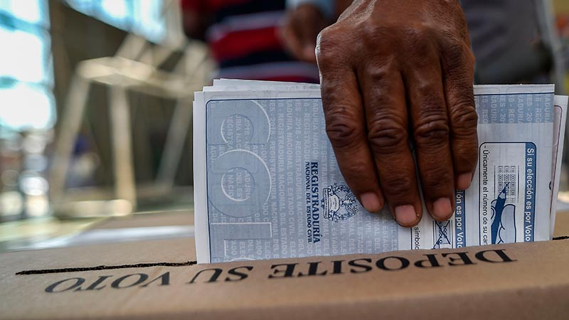 Colombia's pivotal election