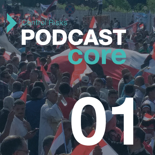 Episode 1 - Egypt s security environment