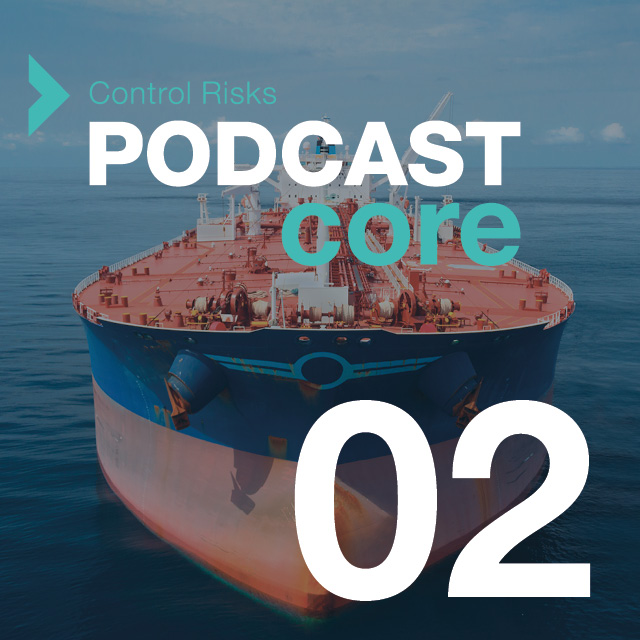 Episode 2 - Maritime Security