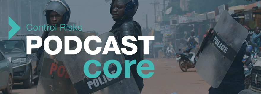 Podcast insecurity in Sahel