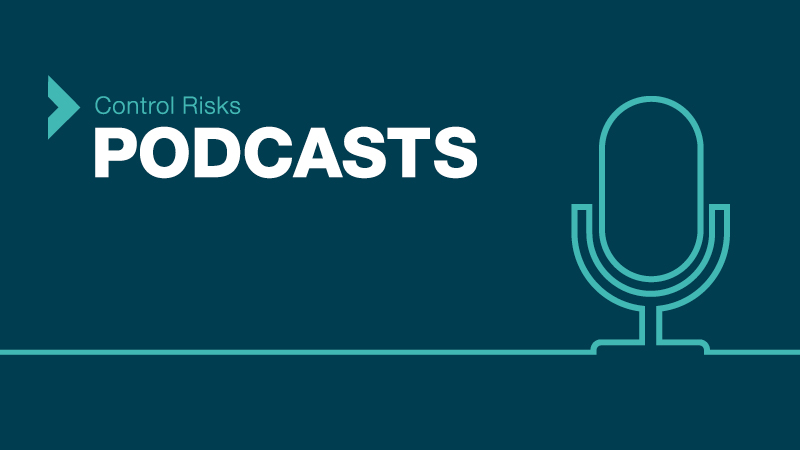 Latest podcast