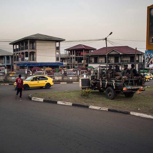 Kidnap risk increases in Cameroon