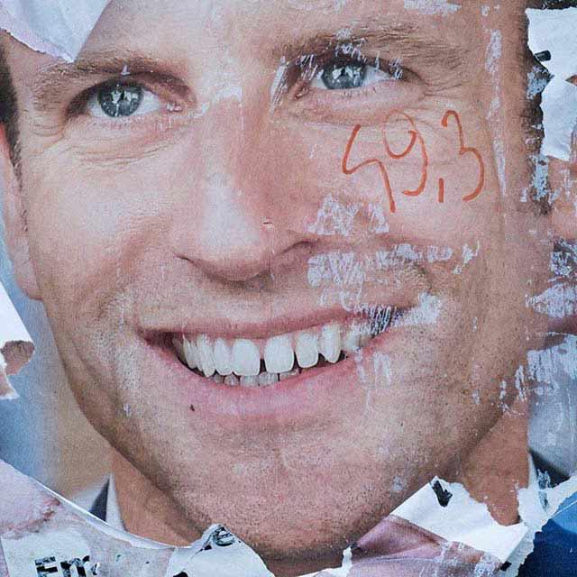President Macron parliamentary challenge