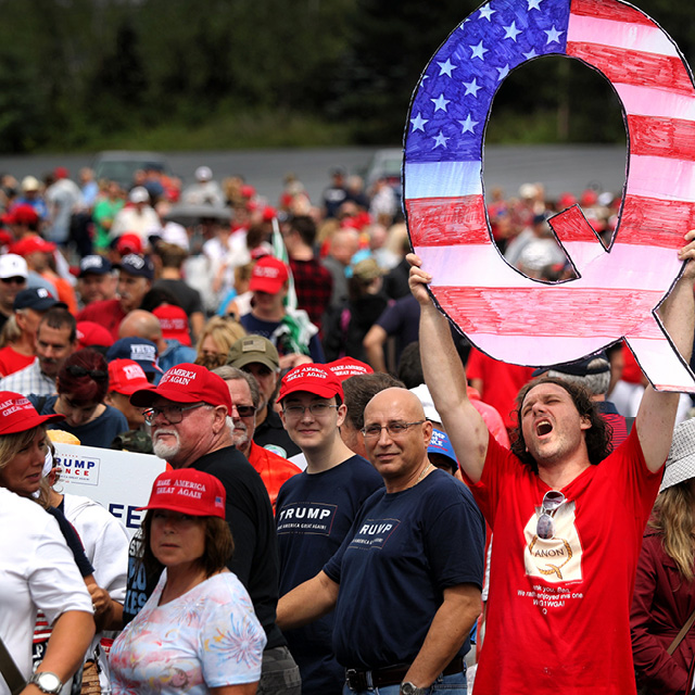 QAnon – fringe conspiracy theory or political and social threat?