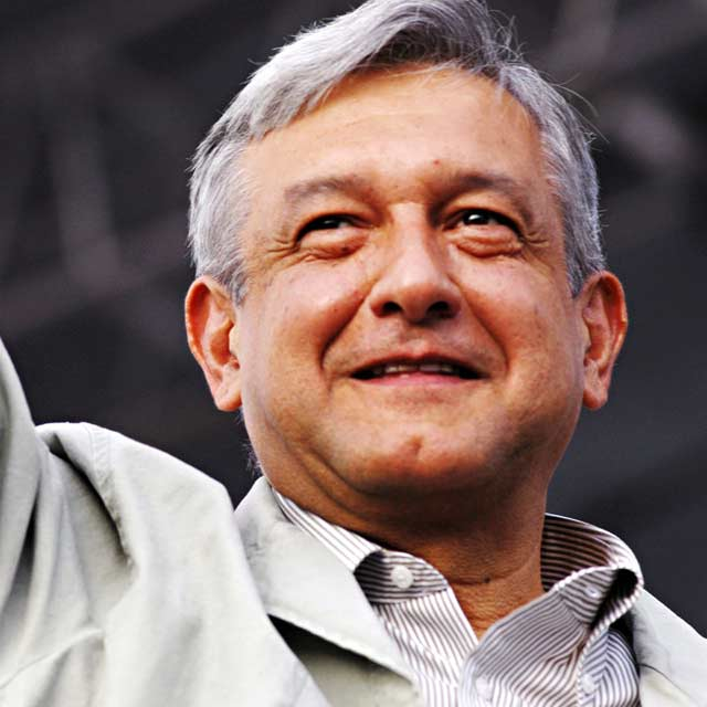A profile of Mexico's new president