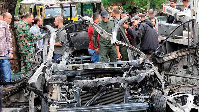 Changing patterns in terrorism