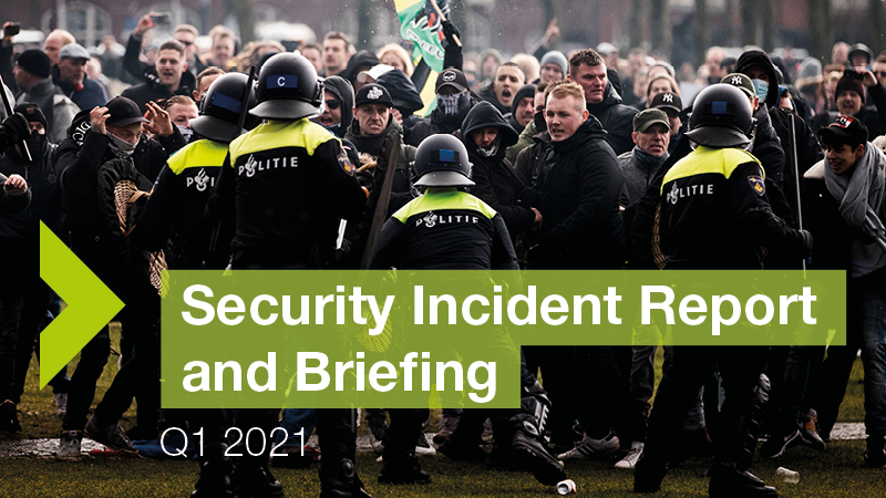 Security Incident Report and Briefing