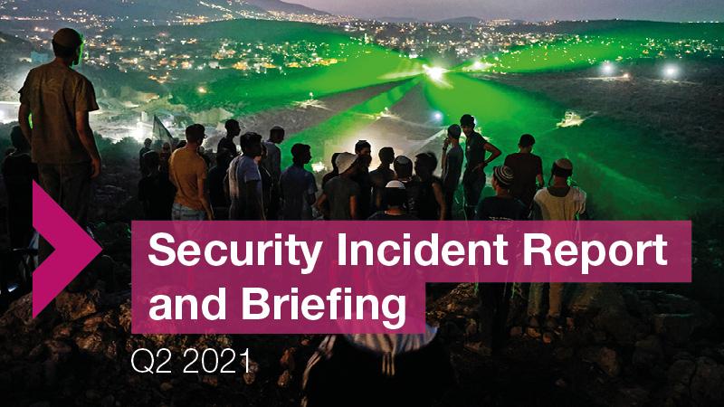 CORE Incident Report Q2 2021