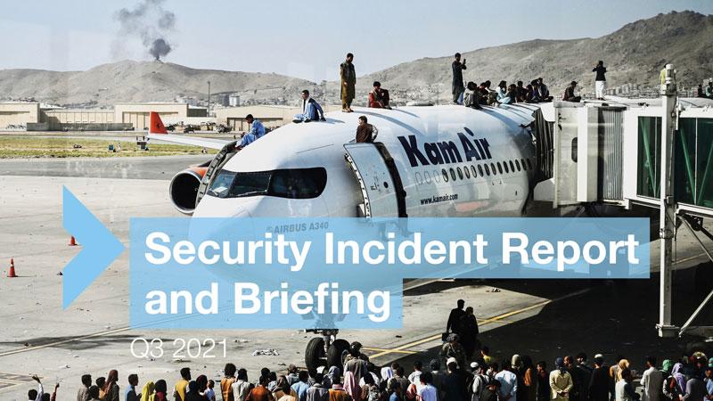 CORE Security Incident Report Q3
