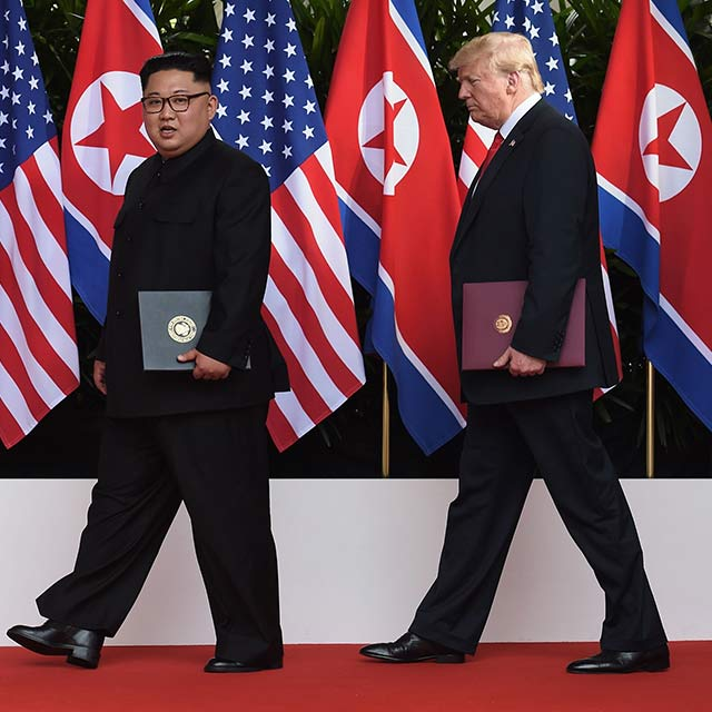 Singapore summit goes smoothly but real questions remain unanswered