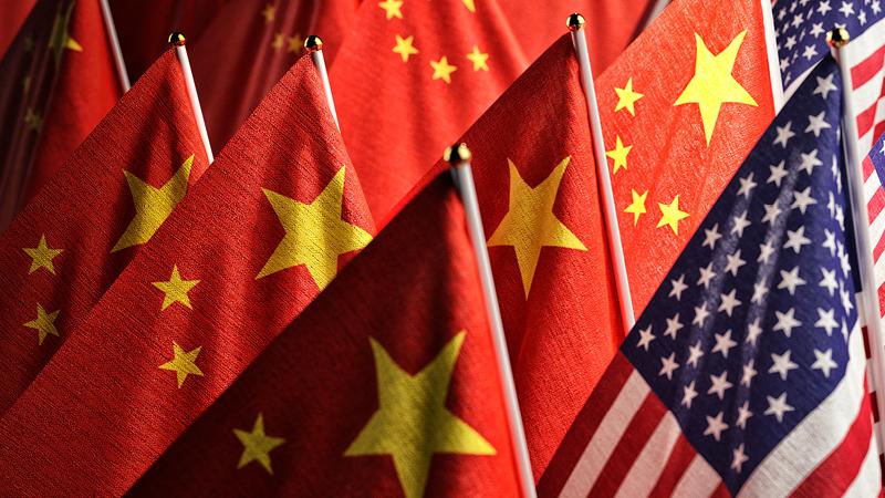The US-China divorce