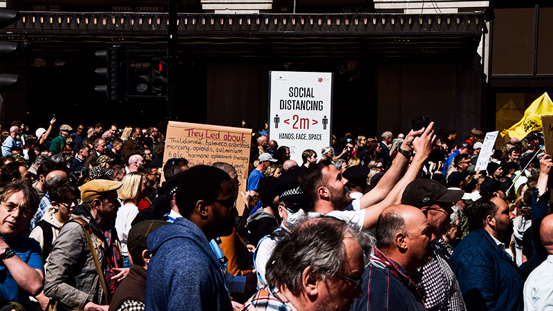 Unrest undeterred – the state of global protest
