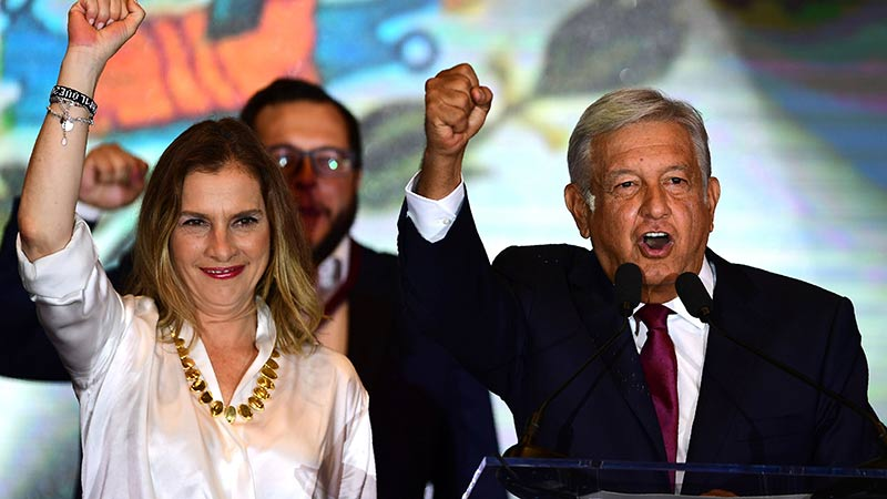 Mexico election result