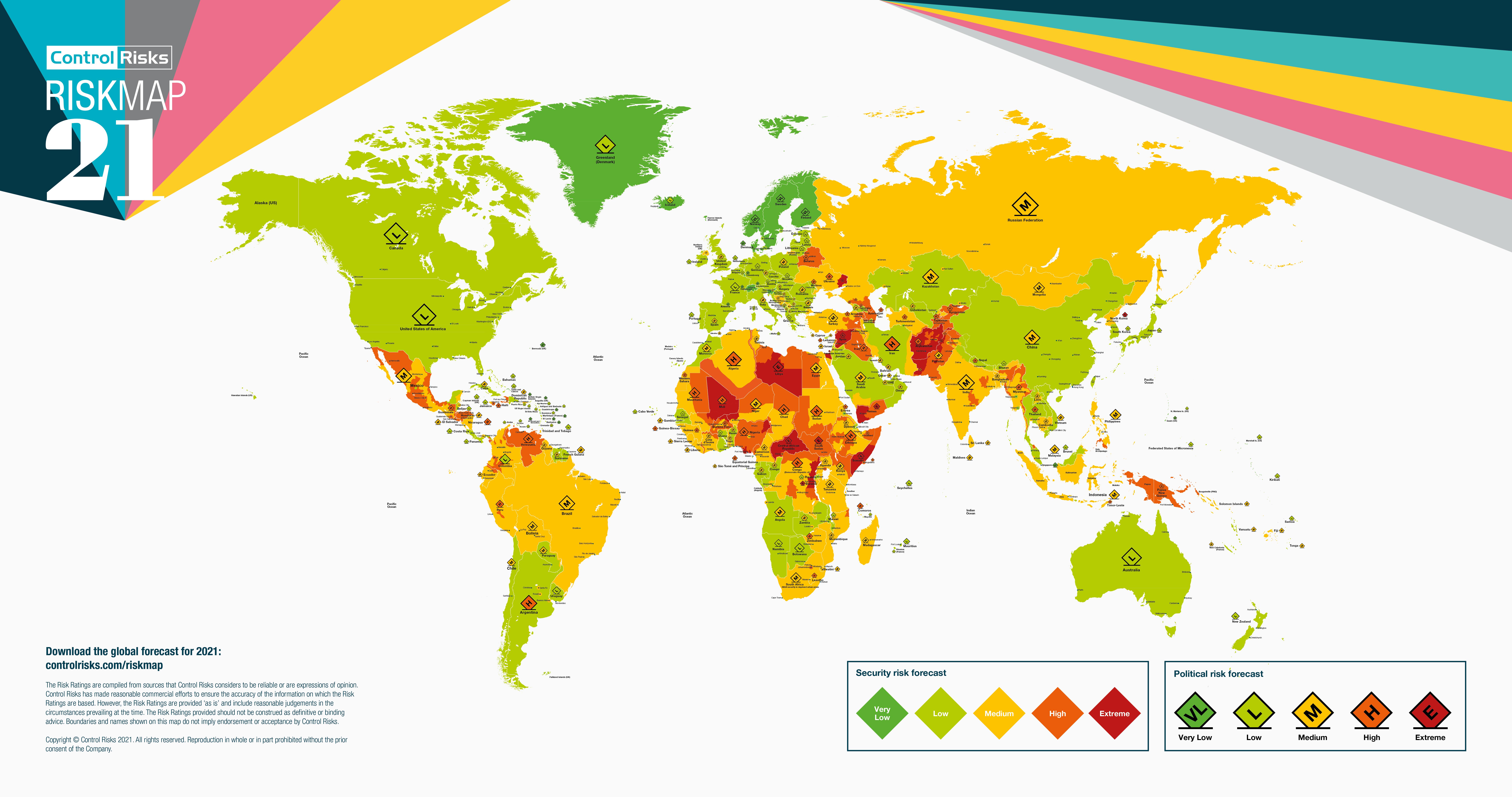 World RiskMap