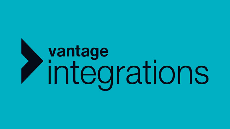 VANTAGE Integrations